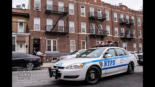 Bay Ridge body found in rear of home