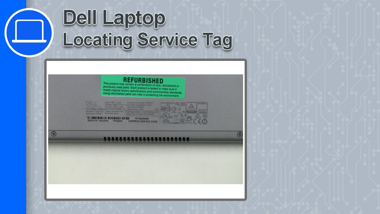 dell inspiron 15 3000 series serial number