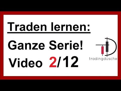 Traden lernen Video 2 (Traden lernen für Anfänger)