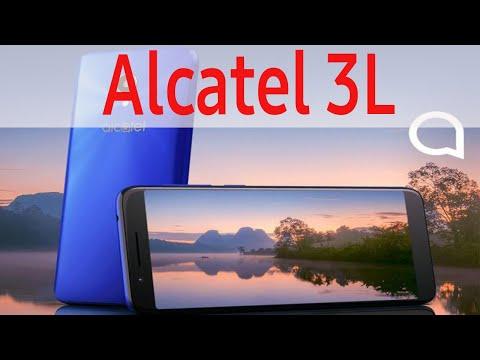 Смартфон Alcatel 3L (5039D)