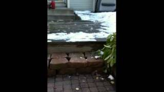 Installing A Flagstone Patio Part 1 Denver Landscaping Company