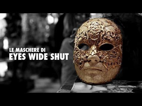 Le maschere di Eyes Wide Shut