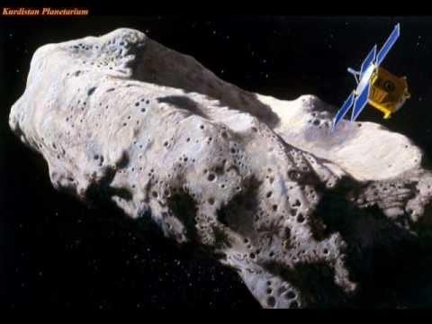 Asteroides - Cinturón de asteroides Astronoo