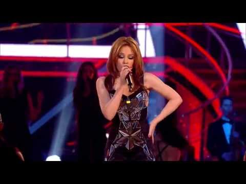 Kylie Minogue, The Locomotion ,  BBC One Strictly Come Dancing 2012 ,HD 1080p