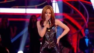 Kylie Minogue, The Locomotion , Live BBC One Strictly Come Dancing 2012 ,HD 1080p