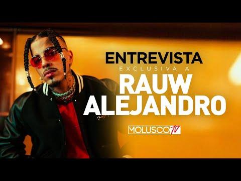 """RAUW ALEJANDRO DICE """"ROSALÍA ES LA MÁS COMPLETA Y PUNTO"""" #MoluscoTV"""