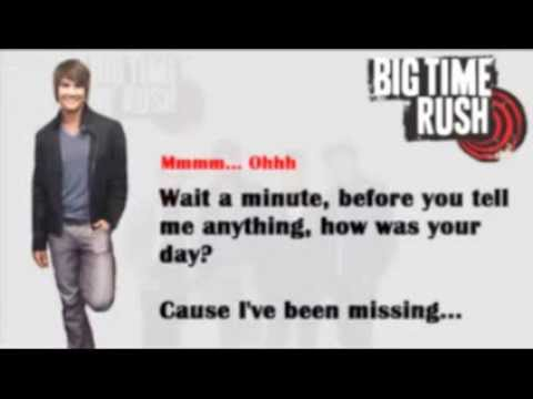 Big Time Rush   05 Worldwide Lyrics
