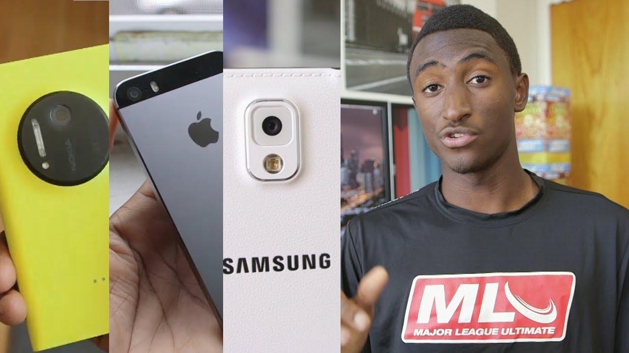 Top 5  Best Smartphone Cameras!
