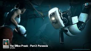 Office Prank: Parts 1-2 (Portal 2 Horror Map) | INSANELY SCARY!!! | FoxPlays: Episode 1