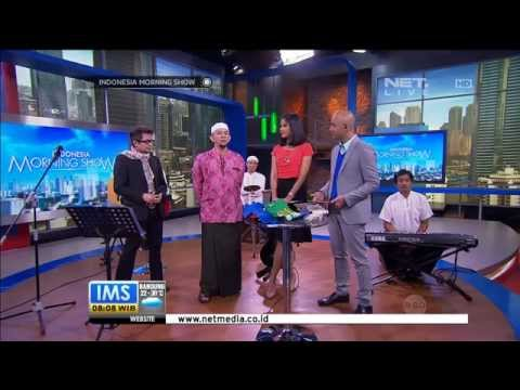 Talkshow Dakwah Kreatif bersama Ustad Erick Yusuf - IMS