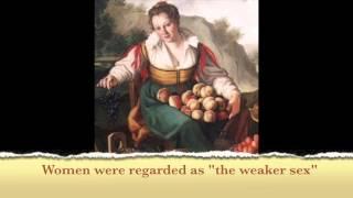 Roles of Men and Women in the elizabethan era