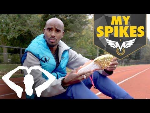 The Spikes I Wear to Race | How to Win Like Mo