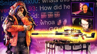 I gave these twitch streamers my sniper loadout...(Warzone)