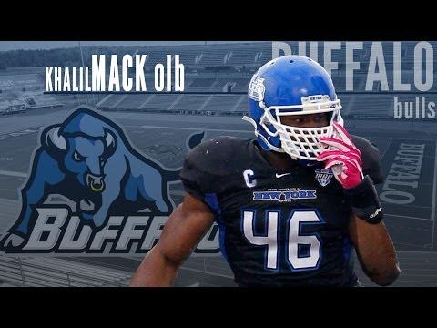 Khalil Mack - 2014 NFL Draft profile