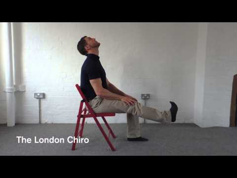 How To Do Sciatic Nerve Flossing Youtube