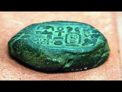 14-Jähriger entdeckt mysteriösen Weltraumstein mit eingravierten Hieroglyphen!