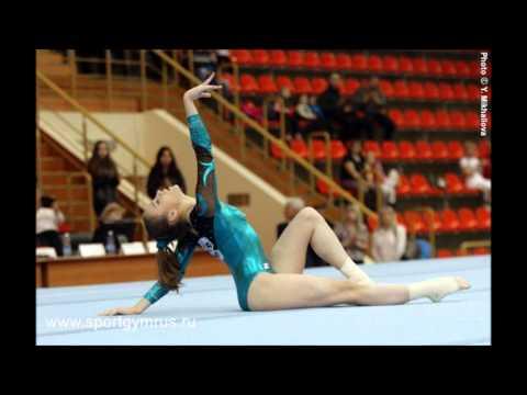 Gymnastics Floor Music  Gopher Mambo