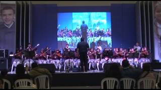 EL PROFE MOTTA - Orquesta Colegio GUILEVA - Feria del Libro