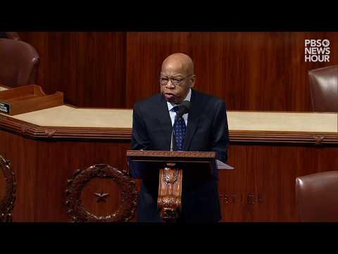 WATCH: Rep. John Lewis calls for start of Trump impeachment inquiry
