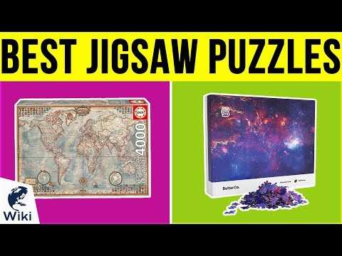 10 Best Jigsaw Puzzles 2019