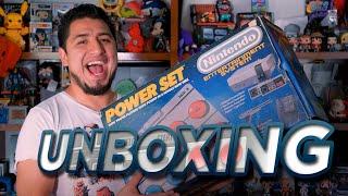 NES (Nintendo Entertainment System) Power Set: UNBOXING RETRO