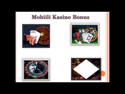 Mobiili Kasino Bonus
