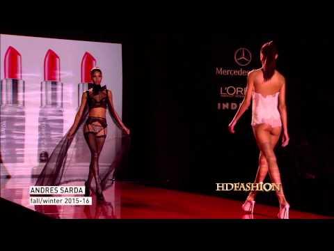 ANDRES SARDA FW15/16   Madrid Fashion Week   HDFASHION