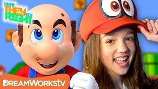 Mario WASN'T Supposed to Have a MUSTACHE or CAPPY?!? | WHAT THEY GOT RIGHT