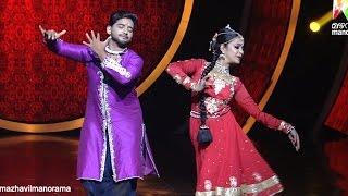 D 4 Dance Reloaded I Bonny - Choreographer I Mazhavil Manorama