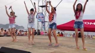 【KAGAJO☆4S 31】ワタシノミライ/らぶたん/JUMP!@2013年07月15日 片瀬...