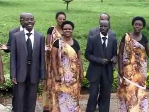 USIKATE TAMAA by ABAKURIKIYE YESU FAMILY CHOIR -KIGALI, RWANDA.