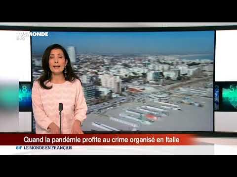 Le 64' - L'actualité du jeudi 1er avril 2021 dans le monde - TV5MONDE