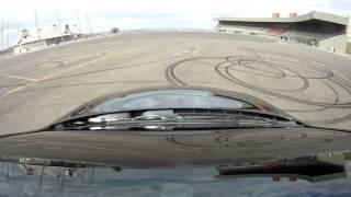 Omega vai para pista de testes com o piloto Caros Cunha (Parte 2)