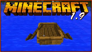 (Lets Try) Minecraft 1.9 ~ Ep 1 ~ Boats are Bad, Mkay?
