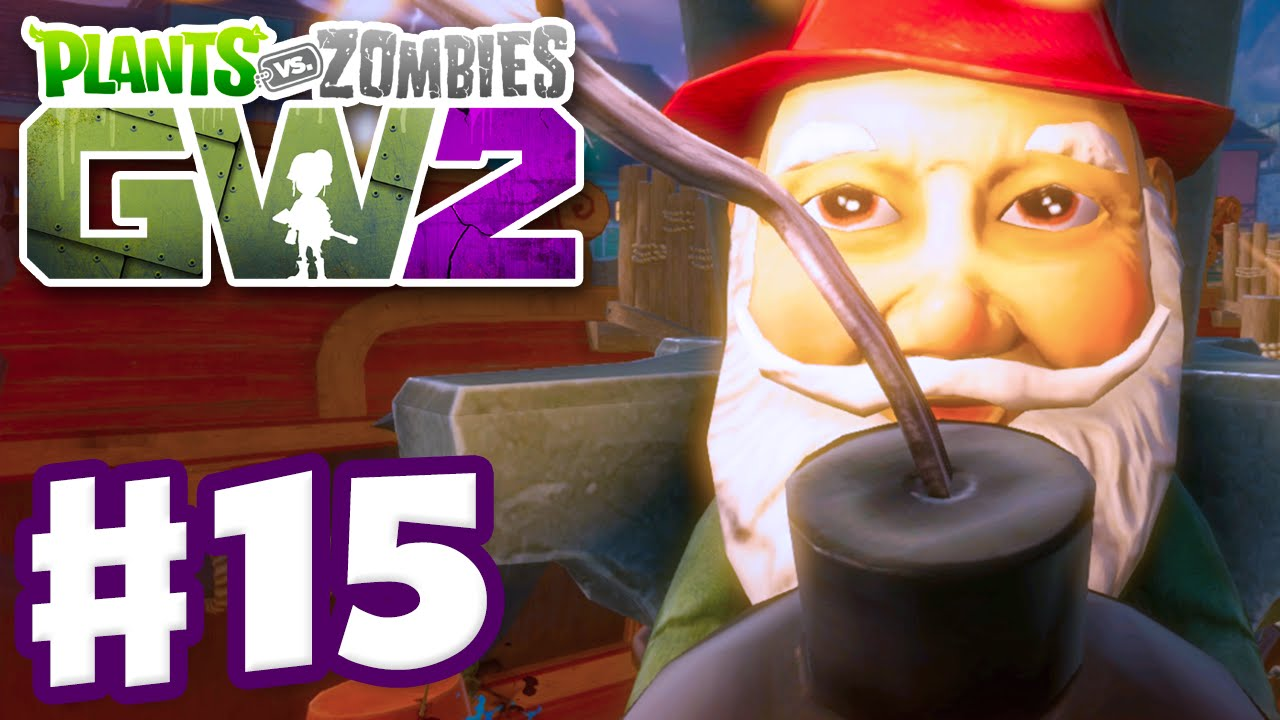 Plants Vs Zombies Garden Warfare 2 Gameplay Part 15 Gnome Bomb Pc Viyoutube