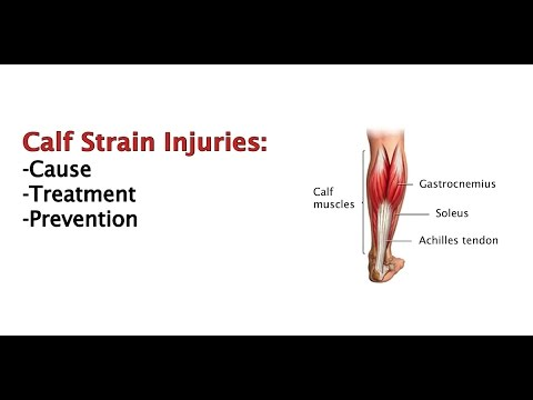 Recovery Tips For Calf Pain From Running