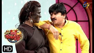 Rocket Raghava Performance | Extra Jabardasth | 18th January 2019     | ETV  Telugu