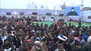 Urdu Speech: Jama'at Ahmadiyya Services for Holy Quran (Jalsa Salana Qadian 2012)