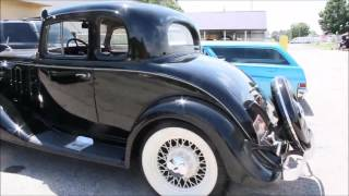1933 Chevrolet Master Sedan Pre-Purchase Classic Car Inspection Video...