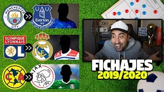ADIVINA el FICHAJE 2019-2020 | ADIVINA el FUTBOLISTA