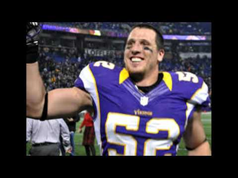 Chad Greenway to retire