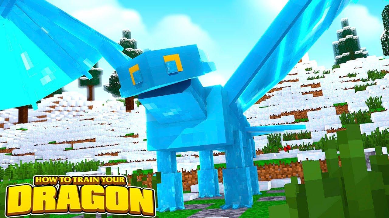 ICE NIGHTFURY AND BONEKNAPPER?! - How To Train Your Dragon ...