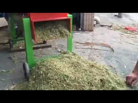 Multiple Chaff cutter grass chopper grass rub silk machine yoki@ayaols.com
