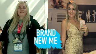 Gamer Girl Loses 150lbs In A Year | BRAND NEW ME