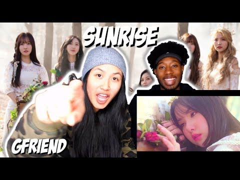 FIRST TIME REACTING TO GFRIEND!! | GFRIEND (여자친구) - SUNRISE (해야) | MUSIC VIDEO REACTION