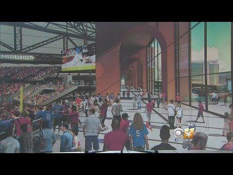 Rangers Unveil New Stadium Design