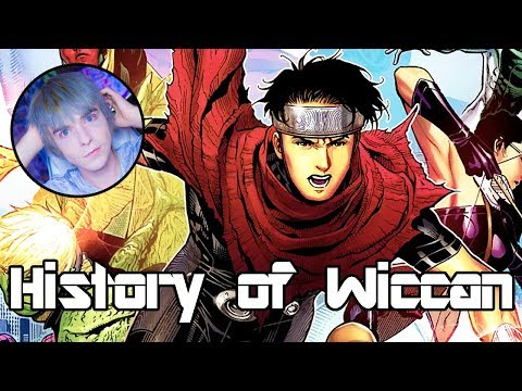 History of Wiccan (Redux)
