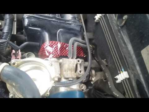 2000 Mitsubishi Gallant rough idle cheap fix