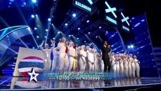 Thailand's Got Talent Season 5 Semi-Final EP.8 5/6