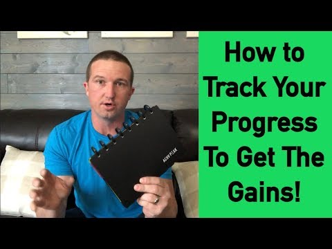 How to Track Your Progress and Results Lose Weight and Build Muscle by Tracking Your Progress